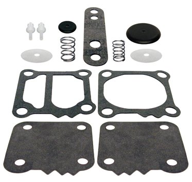 FUEL PUMP DIAPHRAGM KIT | GLM Part Number: 40290; Sierra Part Number: 18-7817; Mercury Part Number: - Sierra Diaphragm