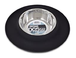 Wetnoz 23903 Flexi Bowl for Pets, 14.5-Ounce, Night