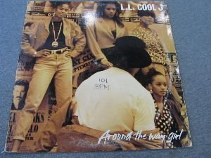 LL Cool J - Around The Way Girl [vinyl] - Zortam Music