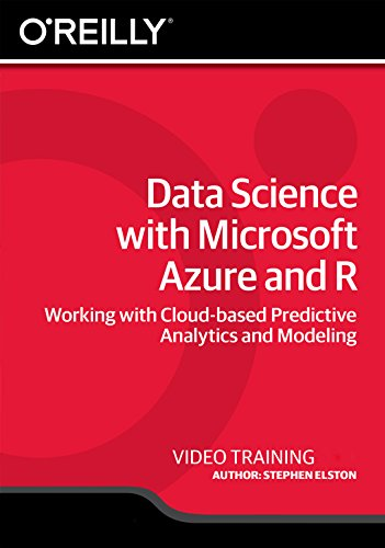 Price comparison product image Data Science with Microsoft Azure and R [Online Code]