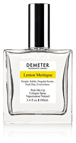 Demeter  Cologne Spray, Lemon Meringue, 3.4 oz.