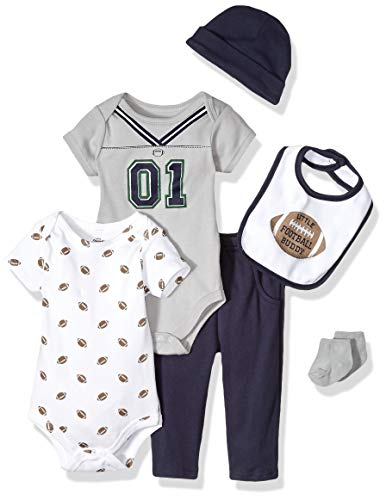 Little Treasure Baby 6 Piece Clothing Set dd9f939c3