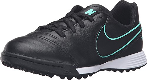 Nike Youth Tiempox Legend VI Turf Shoes (3) Black