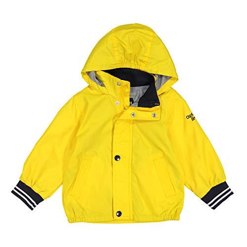 - Osh Kosh Baby Boys Jersey Lined Bomber Jacket, Navy, 18 Months
