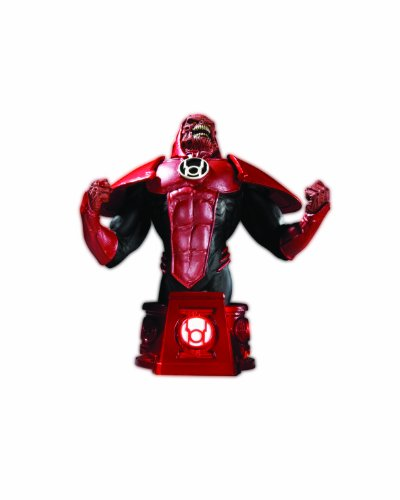 DC Direct Heroes of the DC Universe: Blackest Night Red Lantern Atrocitus Bust