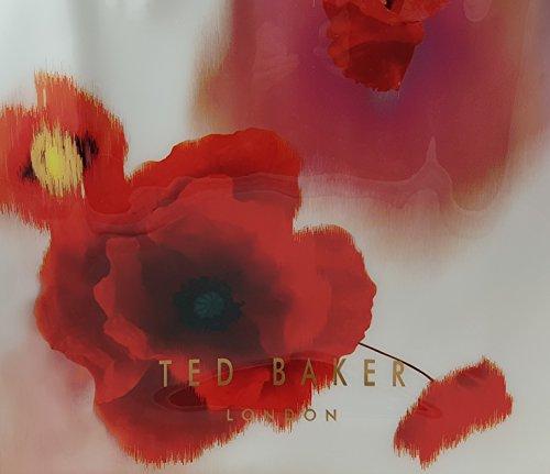 Ted Baker , Damen Schultertasche Rot 1