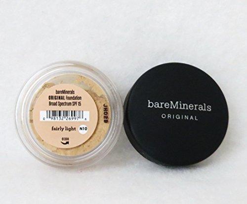 bare minerals starter kit instructions