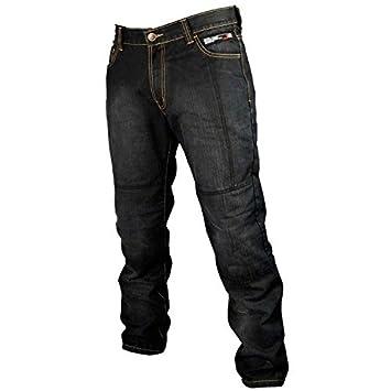 Oxford 2015 SP-j2 aramida Motocicleta Pantalones Vaqueros de ...