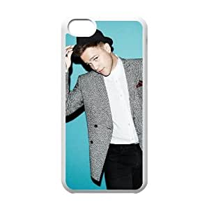 iphone5c phone cases White Olly Murs cell phone cases Beautiful gifts YWRD4670225