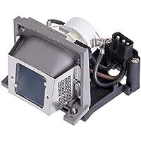 CTLAMP Replacement Lamp/Bulb VLT-XD206LP 499B045O80 with Housing for Mitsubishi SD206U / XD206U
