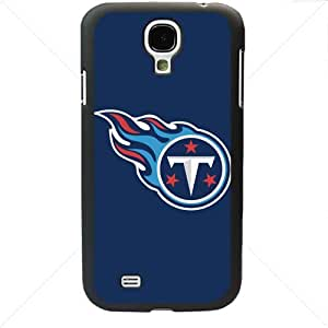 NFL American football Tennessee Titans Fans Samsung Galaxy S4 SIV I9500 TPU Soft Black or White case (Black)