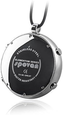 Reloj al aire libre - Spovan SPV 600 reloj de bolsillo exterior ...