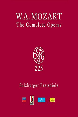 Mozart:Complete Operas by Decca