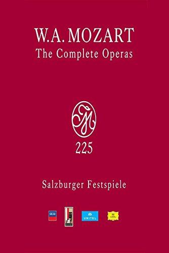 Mozart:Complete Operas