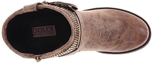 Natural Motorcycle Moxy Dolce Mojo Bratty Boot Women's by q00w1xXv