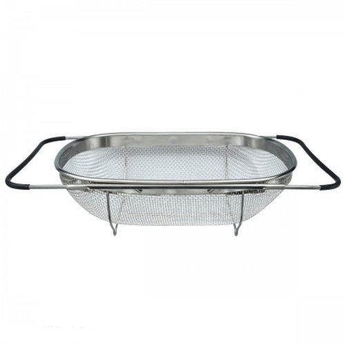 Expanding Over the Sink Colander with Base Frame - M.V. Trading SD-1077