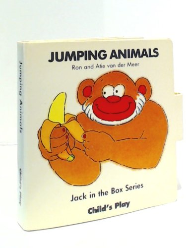 Jumping Animals (Jack-in-the-box S.): Amazon.es: Meer, Ron ...