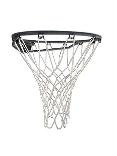 CSI Cannon Sports Nylon Basketball Net, White