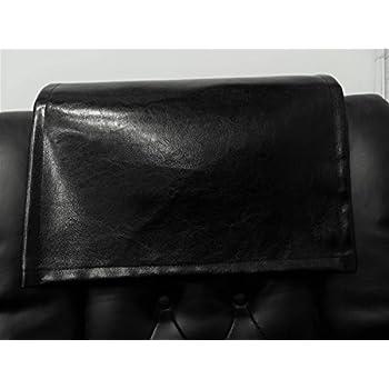 Amazon Com Luvfabrics Vinyl Houston Black 14x30 Sofa