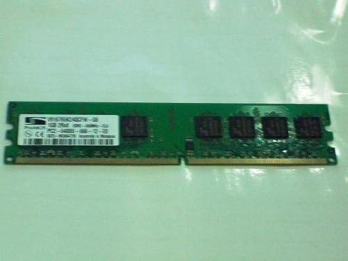Promos 1GB DDR2 800MHz pc2-6400 240-pin pc ram V916765K24QCFW-G6