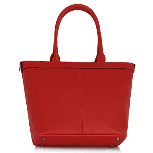 Xardi London, Borsa tote donna large Red