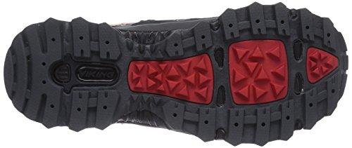 Adulte de Mixte Gris Boa Grau 7710 Red Iv Chaussures Antracite Viking Anaconda GTX Randonnée 8pxXq