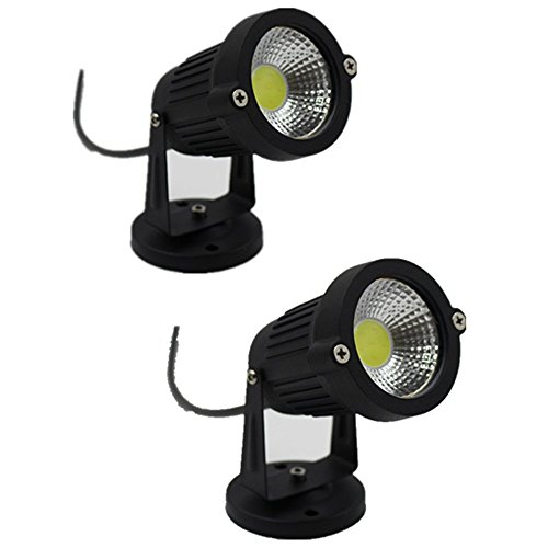 Outdoor Garden Spotlights