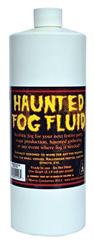 Fitco Fog Machine - FOG FLUID HAUNTED QUART