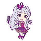 Nendoroid Plus rubber strap The Idolmaster One For All 765PRO ALLSTARS stage A [7. Shijo Takane] (single)