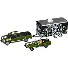 GreenLight 1:64 Hitch & Tow Hollywood Gas Monkey Garage 3 Piece Set Diecast Vehicle