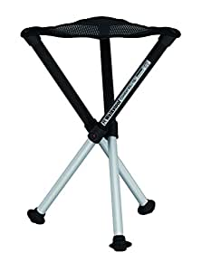Walkstool Comfort 18-inch Large Compact Stool Portable Folding Chair with Case