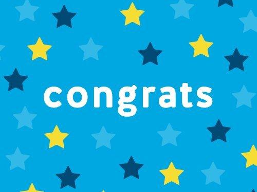 Congrats - eGift Card link image