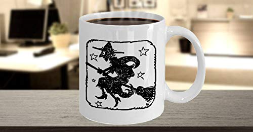 (Halloween Gifts For Women Halloween Gifts For Teachers Funny Coffee)