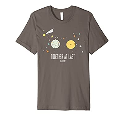 Together at Last: Total solar eclipse funny shirt