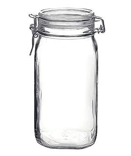 Bormioli Rocco Fido Glass Canning Jar Italian - 1.5 Liter (B001AFOP5U) | Amazon price tracker / tracking, Amazon price history charts, Amazon price watches, Amazon price drop alerts