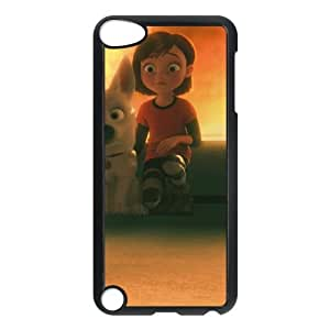 iPod Touch 5 Case Black Disney Bolt Character Penny Cznpw