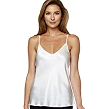 Julianna Rae Women's Paradise Found 100% Silk Camisole