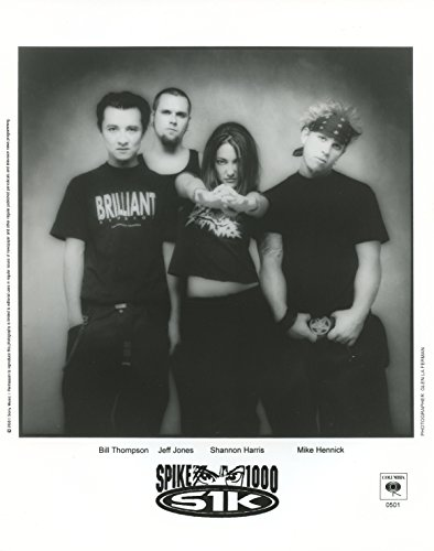- Spike 1000 Original 8x10 Photo #T4564