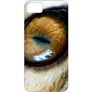 DIY Case For Iphone 6 4.7 Inch Cover Customized Gifts Personalized With Animals mordor eye Animals Birds White