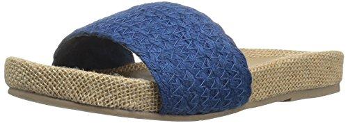 MIA Women's Linara Flat Sandal Cobalt Zl8E3C