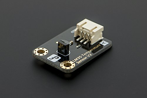 In ZIYUN, Analog LM35 Temperature Sensor For Arduino, used as a temperature measurement sensors, The sensitivity is 10 mV per degree Celsius, can be used to detect ambient air temperature