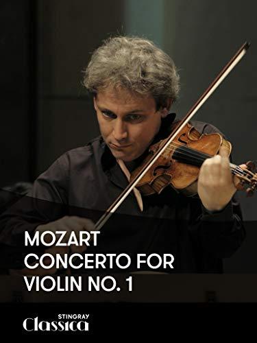 Mozart - Violin Concerto No. 1