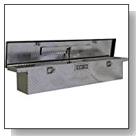 Ironton Slim Lo-Pro Aluminum Crossbed Truck Box - 70in. Box