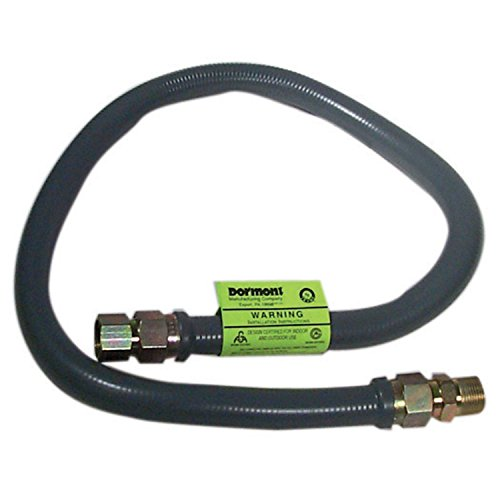 Dormont 41-4142-36 MXF Gas Supply Connector - 3/4
