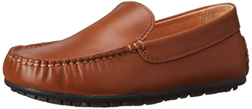 Image of umi Saul II Uniform Mocassin Driver Uniform Slip-On Uniform Loafer (Little Kid/Big Kid)