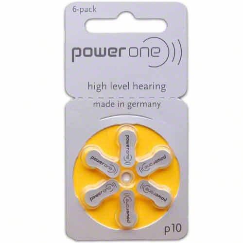 varta-powerone-p10-hearing-aid-battery-60-pcs-by-power-one-size-10