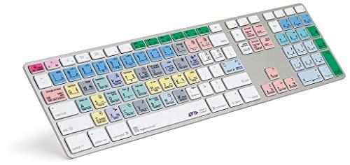LogicKeyboard Designed for Avid Sibelius Mac Advance Line Keyboard Part: LKBU-SIB-AM89-US
