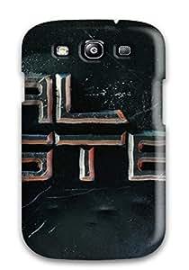Aline Malka Slim Fit Tpu Protector UckQBLi6204XGRnu Shock Absorbent Bumper Case For Galaxy S3