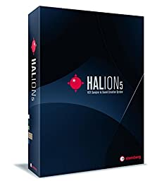 Steinberg Halion 5VST Sampler - Educational Edition