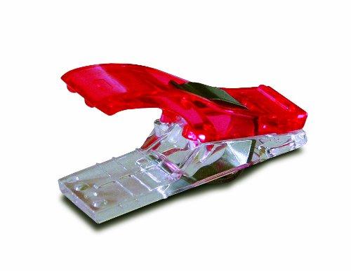 Clover Wonder Clips, Red, 50-Pack